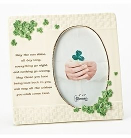 "Roman 8.5"" Irish Blessing 5x7 Frame"