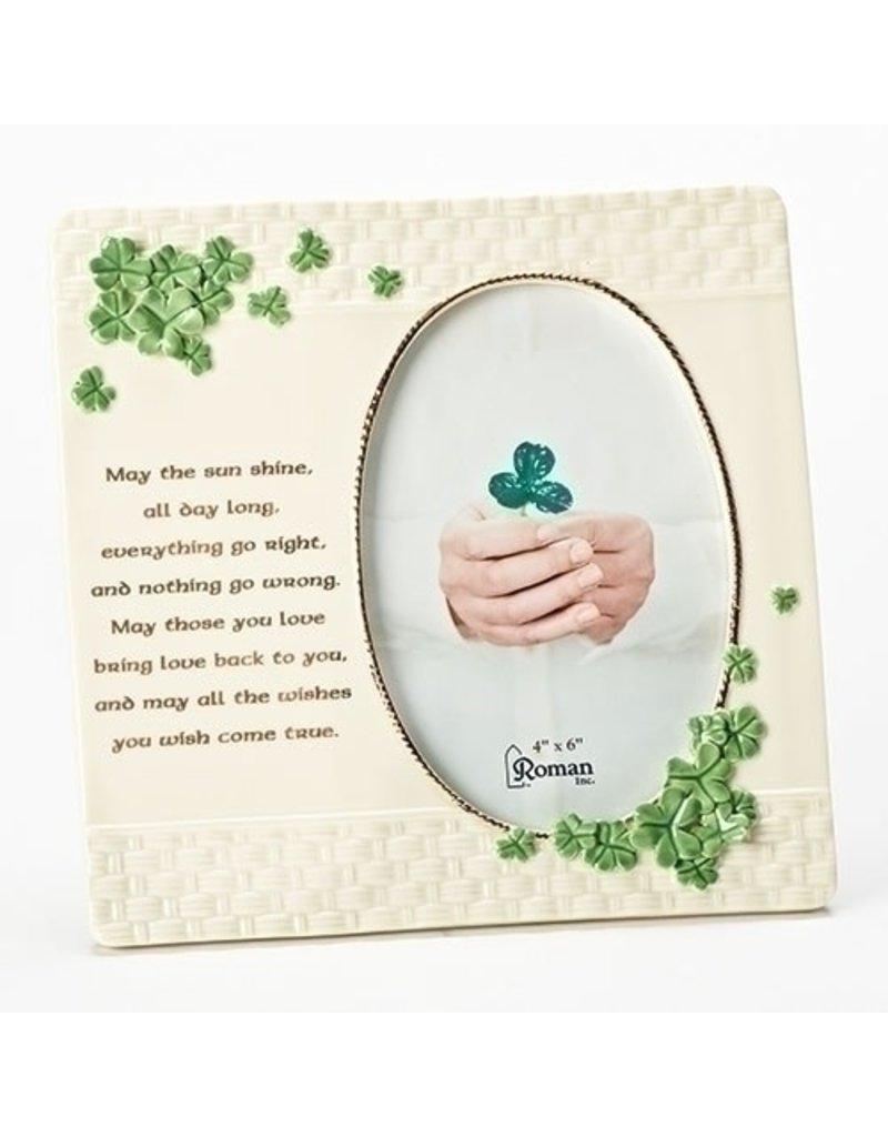 "Roman 8.5"" Irish Blessing 5x7 Frame"