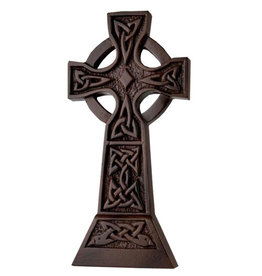 Black Bog Collection Black Bog Celtic Cross 10.5""
