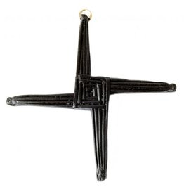 Black Bog Collection Black Bog St. Brigid's Cross 6""