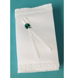 Simply Charming Keepsake Bible with Shamrock