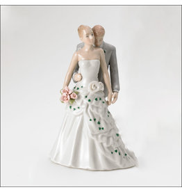 CBE, Inc. Bride & Groom Cake Topper
