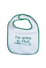 I'm Going To Hurl Bib