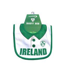 Lansdowne Rugby Shirt Ireland Bib