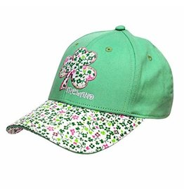 Traditional Craftwear Floral Shamrock Kids Baseball Cap