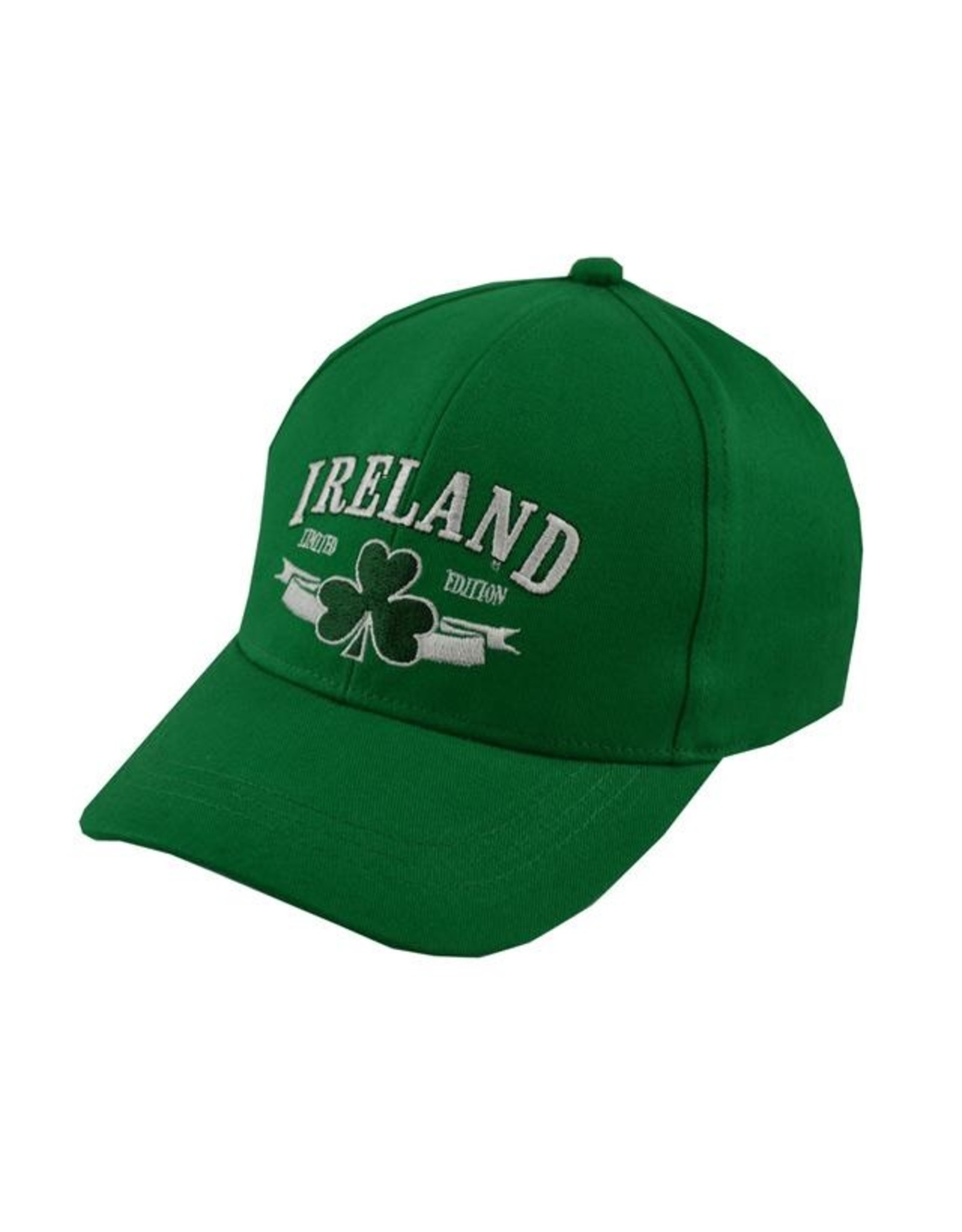 Green Ireland Kids Baseball Cap Hat