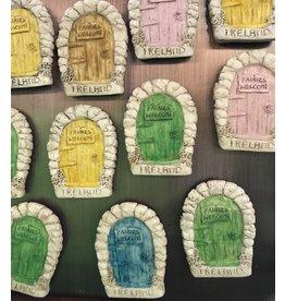 O'Gowna Handmade Fairy Door Magnet