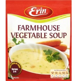 Erin Farmhouse Vegetable Soup 75g Packet