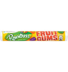 Nestle Rowntrees Fruit Gums 165g