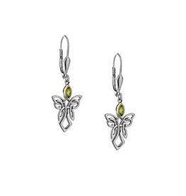 Keith Jack Celtic Guardian Angel Earrings