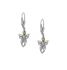 Keith Jack Celtic Guardian Angel Earrings