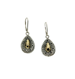 Keith Jack Solstice Teardrop Earrings