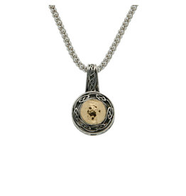 Keith Jack Celtic Solstice Round Necklace