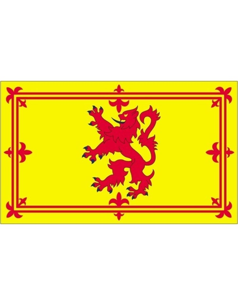 Scotland Nylon Flag 3x5: Rampant