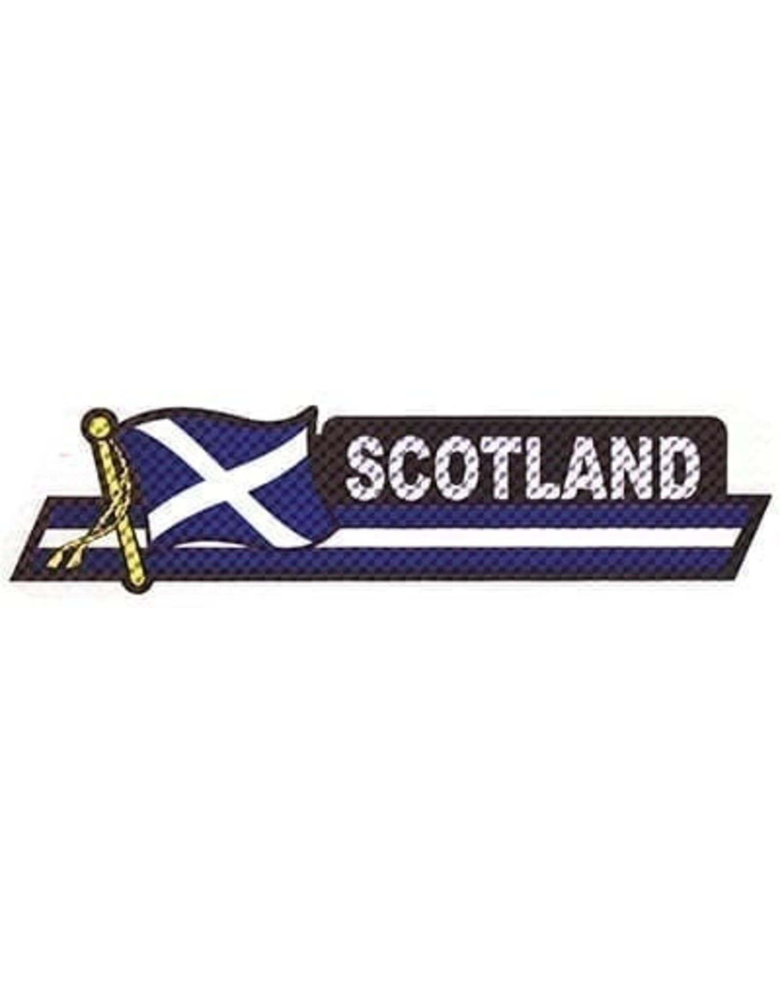 Scott's Highland Prism Decal