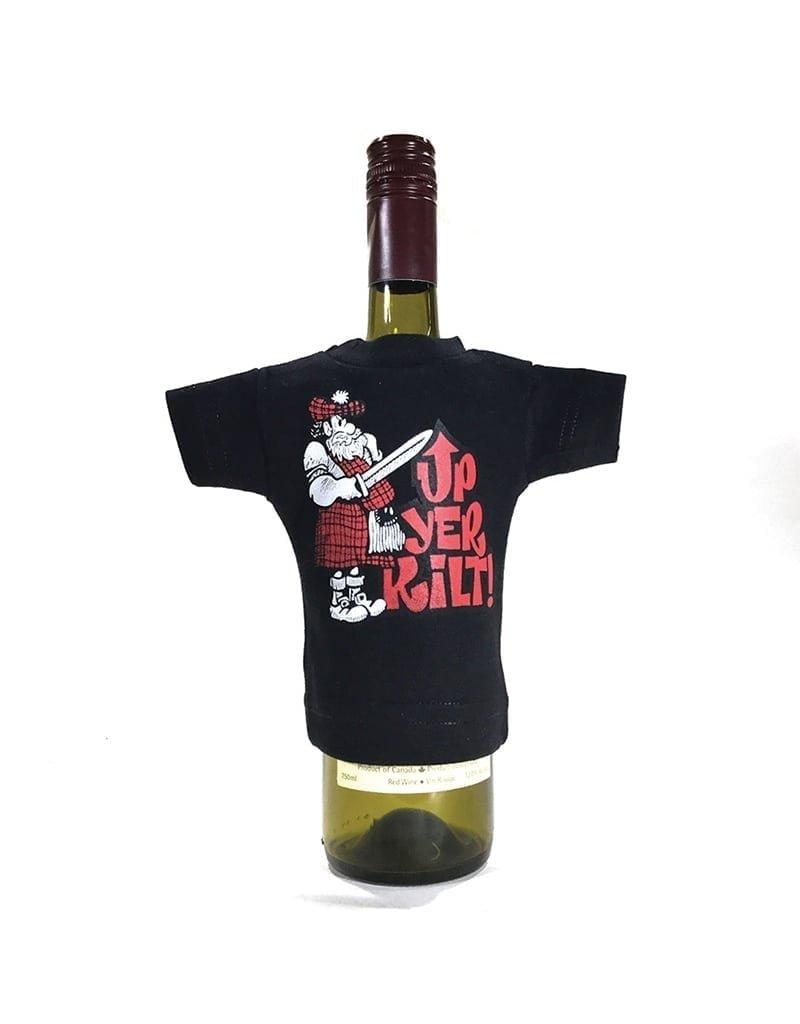 Tartan Tots Bottle T-Shirt