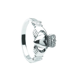 Boru Jewelry LadiesTraditional Heavy Claddagh Ring