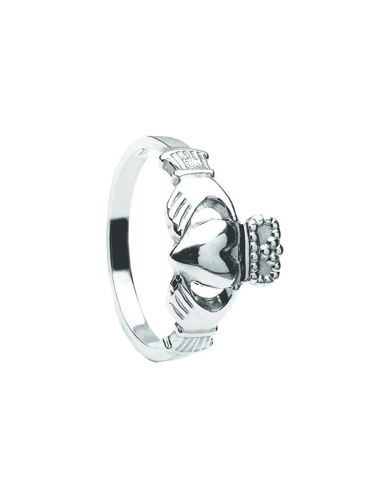 Boru Jewelry LadiesTraditional Heavy Claddagh Ring