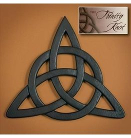Cathedral Art Trinity Knot Wall Hanging
