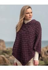 West End Knitwear Super Soft Merino Wool Poncho