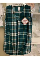 Tartan Tots Tartan Fleece Baby Sleep Sack