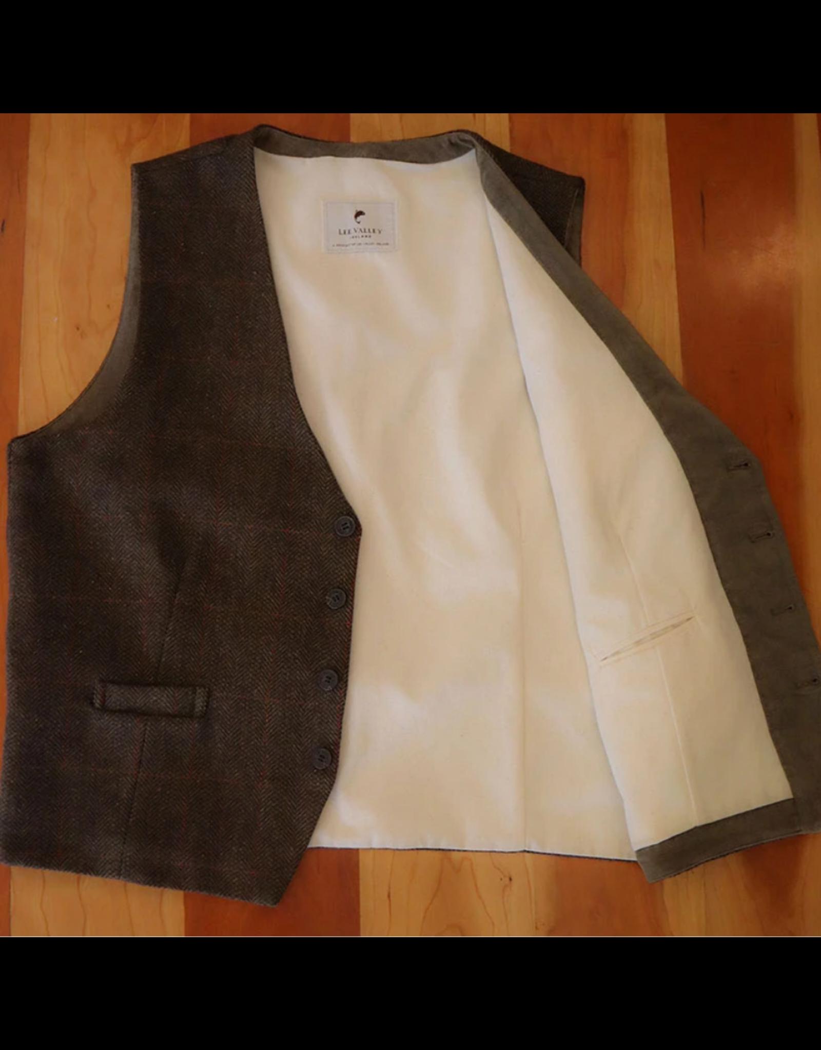 Lee Valley Ireland Durrow Tweed Vest