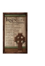 Abbey Press Irish Home Blessing Plaque for Wall