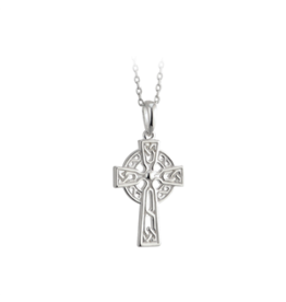 Solvar Small Filagree Celtic Cross