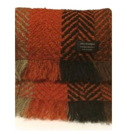 Branigan Weavers Wool Throw by Branigan Weavers