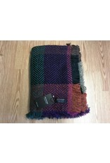 Branigan Weavers Wool Throw Blanket by Branigan Weavers