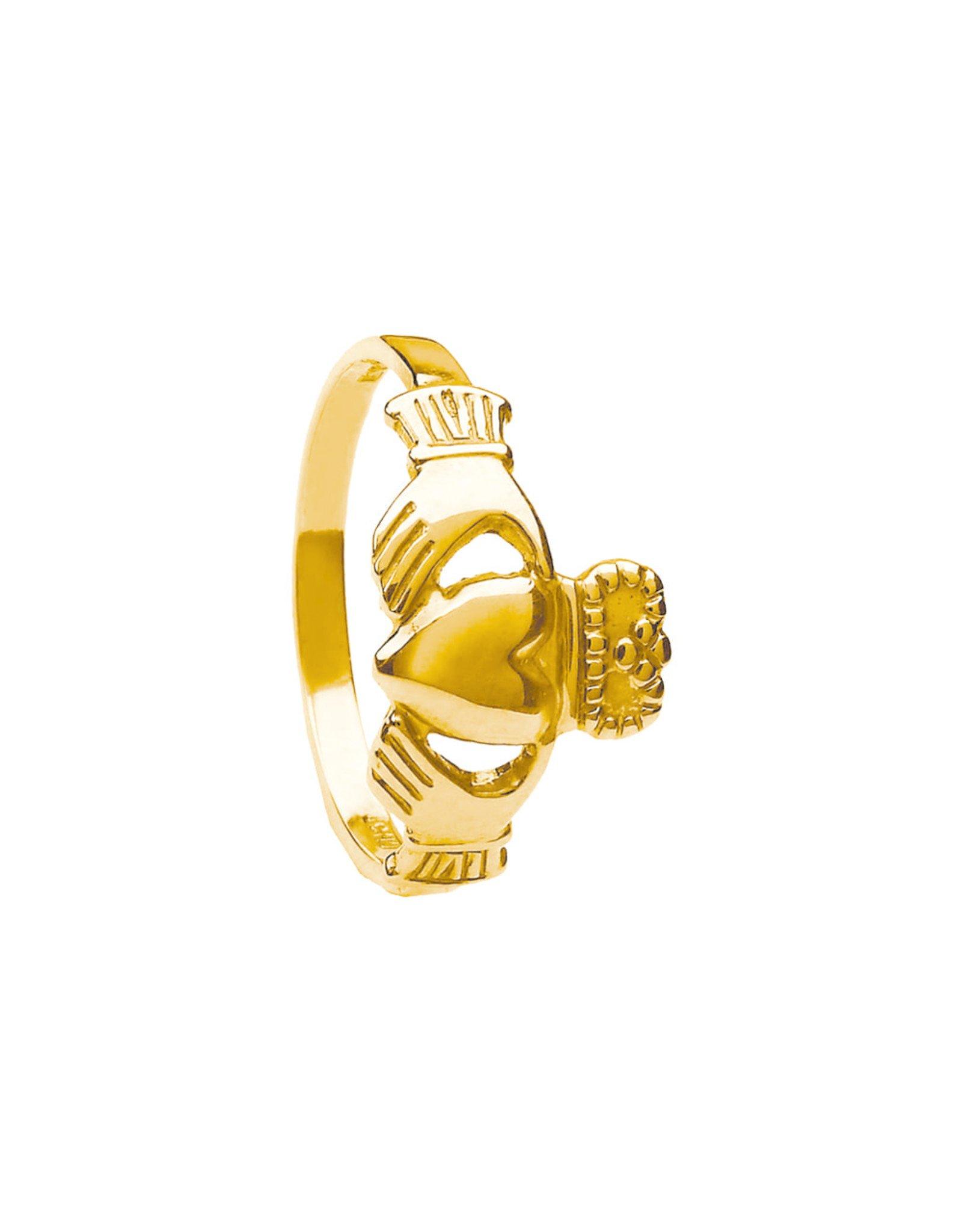Boru Jewelry 10k Gold Claddagh Ring by Boru