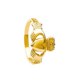 Boru Jewelry 10k  Gold Claddagh Ring