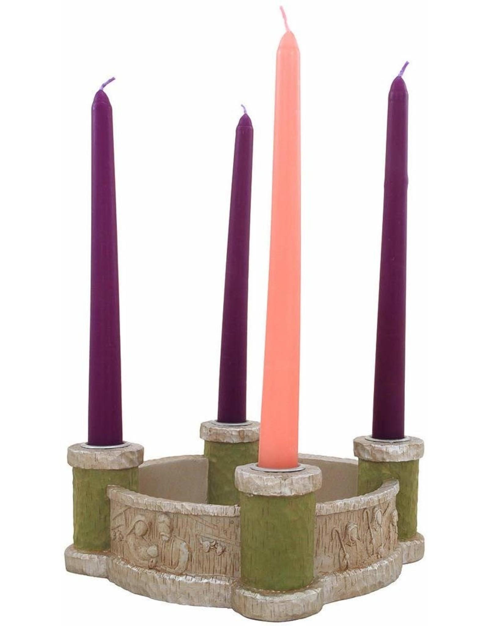 Abbey Press Bethlehem Scenes Advent Wreath