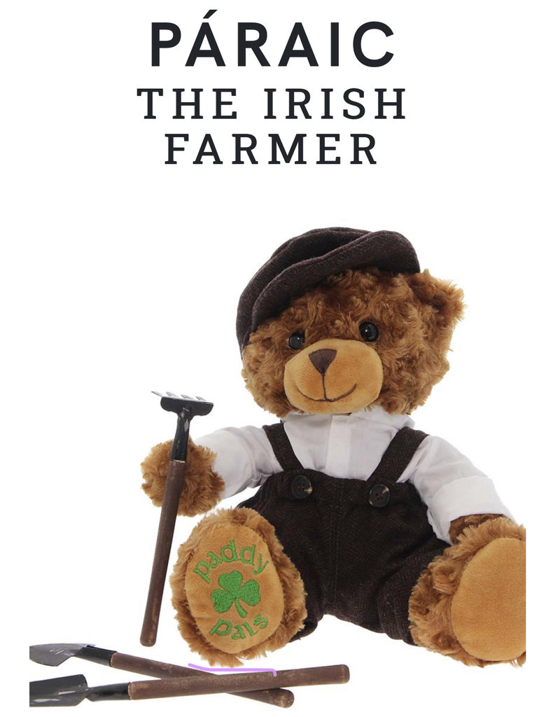 Paddy Pals Paddy Pals: Paraic the Irish Farmer