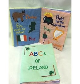 Bridgets of Erin ABCs of Ireland Book