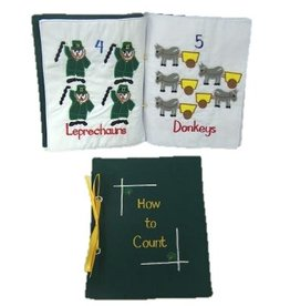 Bridgets of Erin Irish How to Count Book