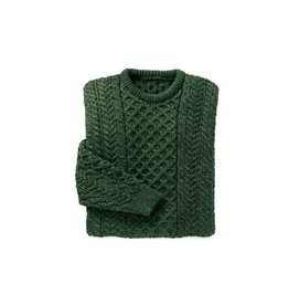Aran Woollen Mills Irish Aran Sweater *More Colors*