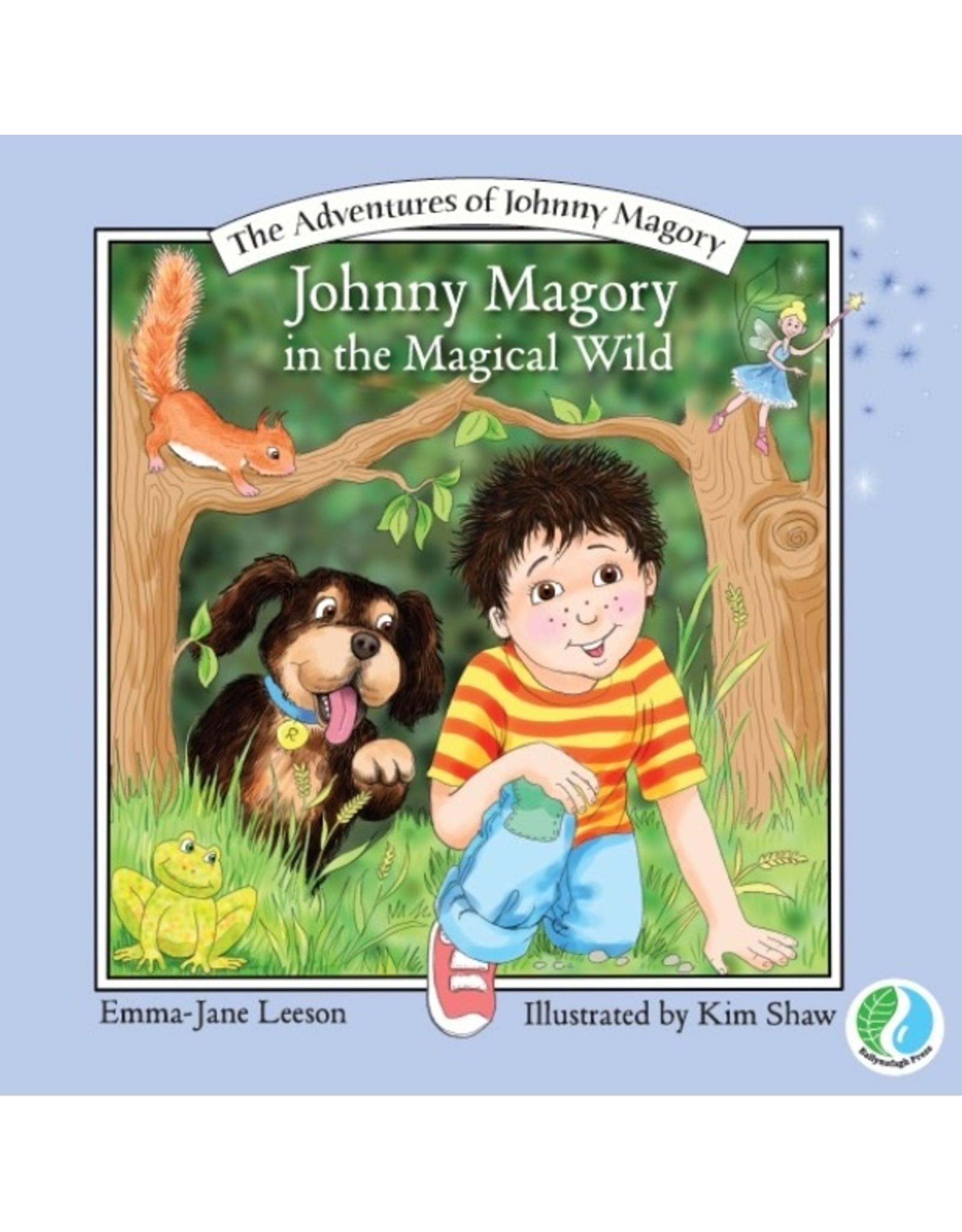 Johnny Magory The Adventures of Johnny Magory Books