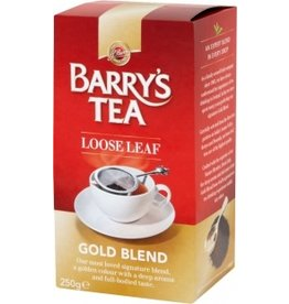 Barrys Tea Barrys Tea Gold Loose 250g (8.8oz)