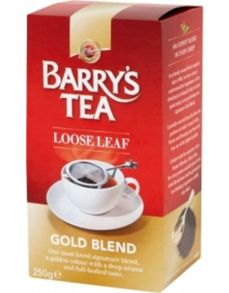 Barrys Tea Barrys Tea Gold Loose 250g (8.8oz)