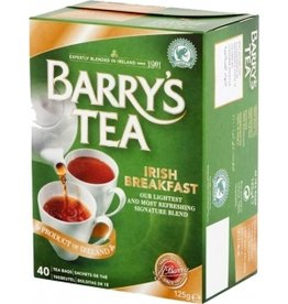 Barrys Tea Barrys Tea Green Breakfast 40 Bags
