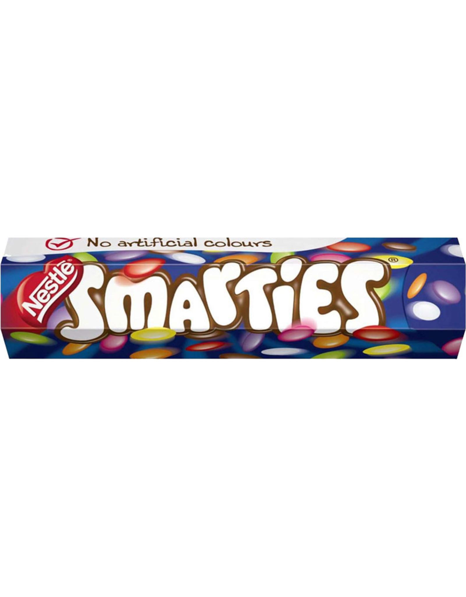 Nestle Smarties Hexatube 40g (1.4oz)
