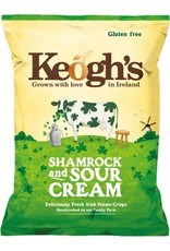 Keoughs Keogh's Shamrock and Sour Cream 50g