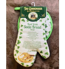 JC Walsh Pot Holder & Mitt: Irish Soda Bread