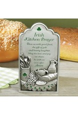 Abbey Press Irish Kitchen Prayer Plaque