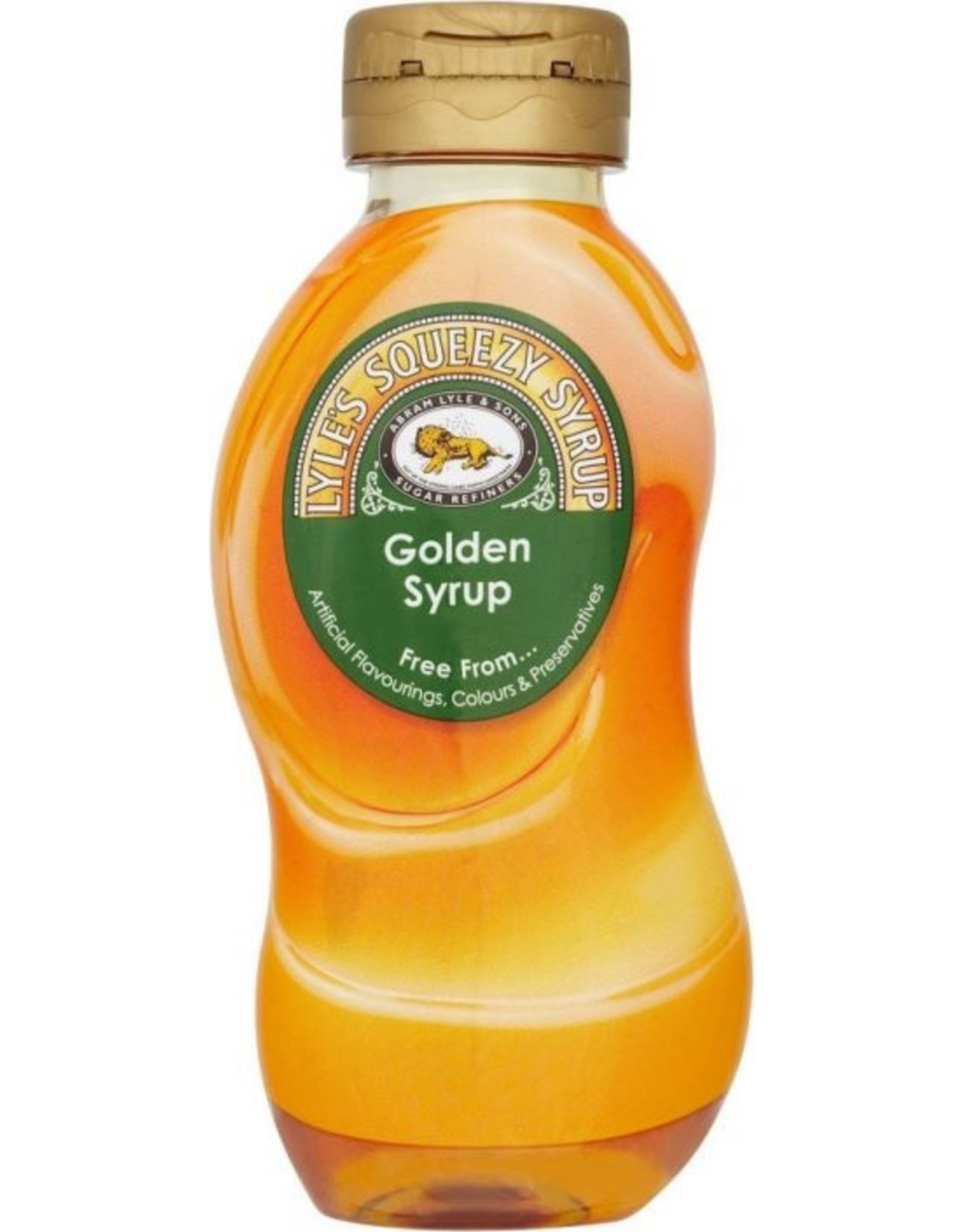 Lyle's Squeezy Golden Syrup 325g (11.5 0z)