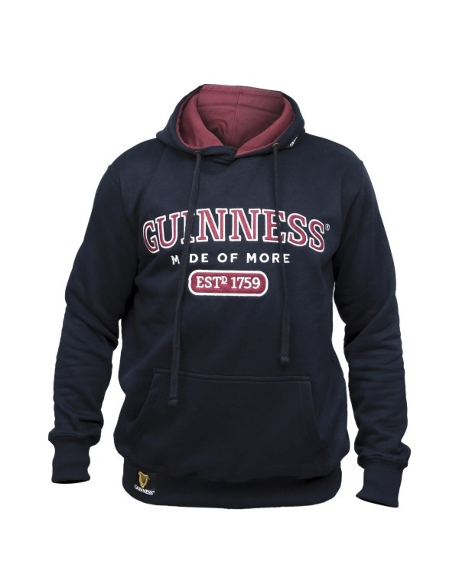 Guinness Guinness Signature Navy Hooded Sweatshirt