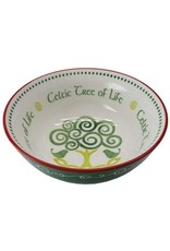 Royal Tara Celtic Tree of Life Bowl