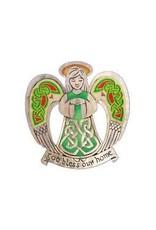 Royal Tara Guardian Angel Plaque Threads