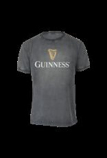 Guinness Guinness Distressed Trademark T-shirt